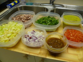 Jack crevalle or other fish fish tacos recipe for Jack fish recipe