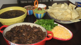 Chipotle's Barbacoa Copycat Recipe. Photo by Golden Nugget Gourmet