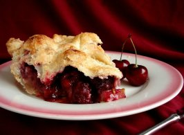 Cherry Pie. Photo by Marg (CaymanDesigns)