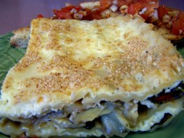 Spinach Artichoke Lasagna. Photo by Rita~