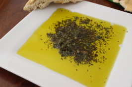 TSR Version of Carrabba's Bread Dipping Spice by Todd Wilbur. Photo by Barenaked Chef