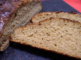 Roggenbrot (Rye Bread). Photo by Bayhill