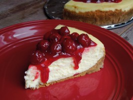New York Cheesecake. Photo by Cooking Creation