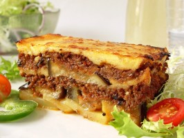 Moussaka. Photo by Thorsten