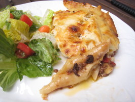 Pastitsio (Oamc). Photo by Liza at Food.com