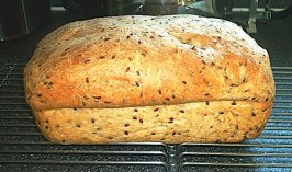 World-Famous Low Carb Bread. Photo by Mikekey