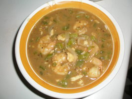 Seafood Gumbo - New Orleans Style. Photo by Brew City Chef