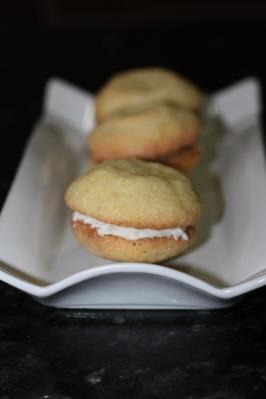 Egg Yolk Cookies. Photo by LittleIndulgence