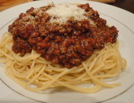 Spaghetti / Pasta Sauce. Photo by JoyfulCook