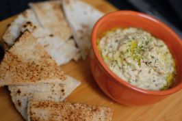 Baba Ganoush - the Best in the World!. Photo by run for your life