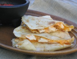 Taco Bell Quesadillas. Photo by Charmie777