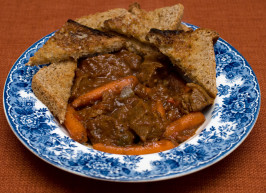 Mahogany Beef Stew. Photo by BluefrogJ