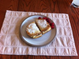 Monte Cristo Sandwich. Photo by Buddy's Kitchen
