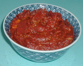 Marinara Sauce of Alan Leonetti (2 Servings) (((The Best))). Photo by Bergy