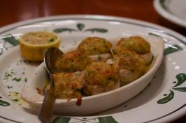 Olive Garden Stuffed Mushrooms Copycat Recipe