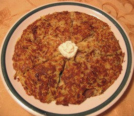 Norm's Potato Cakes. Photo by eatrealfood