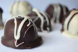Oreo Truffles. Photo by run for your life
