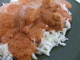 Chicken Makhani (Indian Butter Chicken). Photo by Columbus Foodie