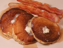 TSR Version of IHOP Buttermilk Pancakes by Todd Wilbur. Photo by Lavender Lynn