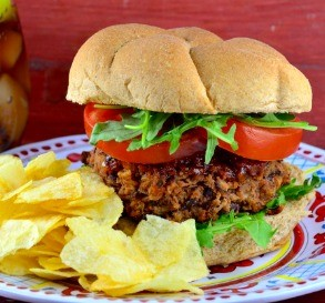 Copycat Veggie Burgers