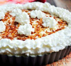 Bakery-Style Coconut Cream Pie