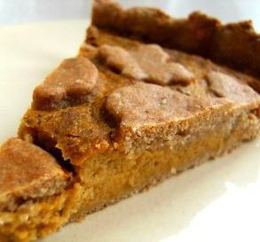 Pumpkin-Applesauce Pie