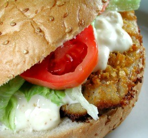 Crispy-Fish Sandwiches