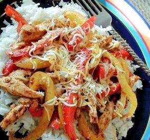 Chicken Fajita Dinner