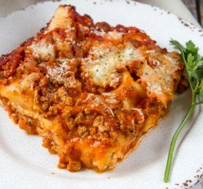 Four-Cheese Low-Fat Macaroni & Cheese