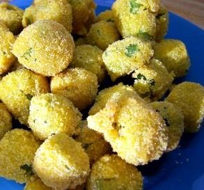 Southern-Fried Okra