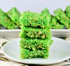 St. Patrick's Day Kids Treats