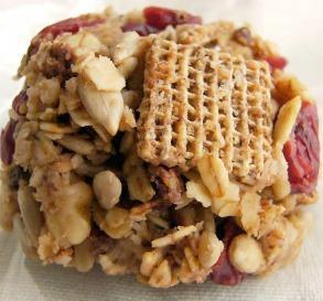 Cranberry Nut Cookies