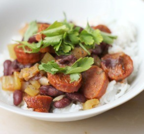 Awesome Red Beans & Rice