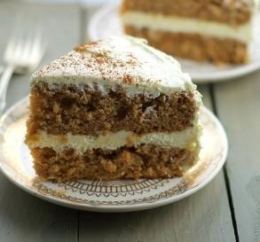 14-Carat Carrot Cake