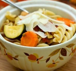 Minestrone Soup Crock Pot Recipe Food Network