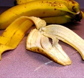 Banana Peel Healing