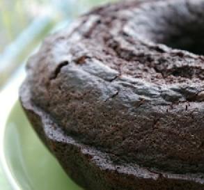 Oct 6: Chocolate Bundt Cake
