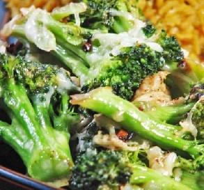 September 19:  Lemon Broccoli