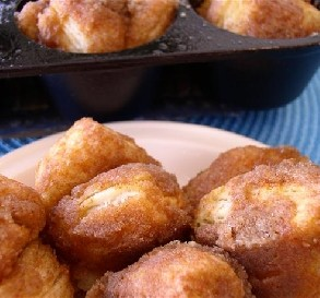 Sept 23:  Monkey Bread Muffins