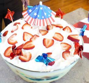 Angel Food Trifle