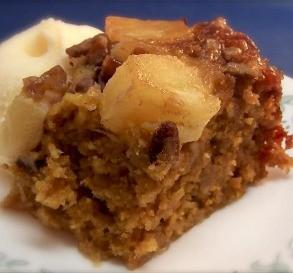 Slow-Cooker Topsy-Turvy Pineapple Cake