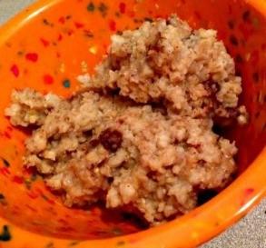 Slow-Cooker Apple-Cinnamon Oatmeal