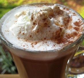 Nov 26:  Spiked Caramel Latte