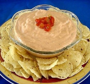 Easy Cream Cheese Dip