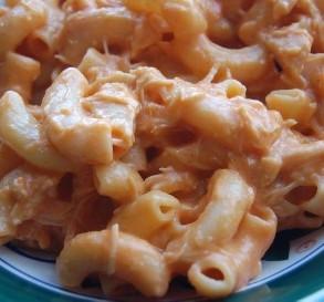 Buffalo Chicken Mac-N-Cheese