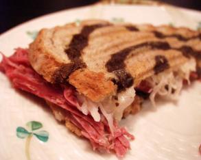 Grilled Reuben Sandwiches