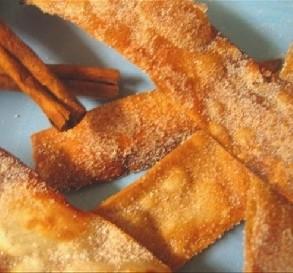 Jan. 11:  Cinnamon Crispas