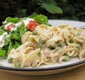 Feb. 25:  Simple Tuna Noodle Casserole