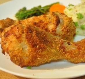 Mar. 20:  Oven-Fried Chicken