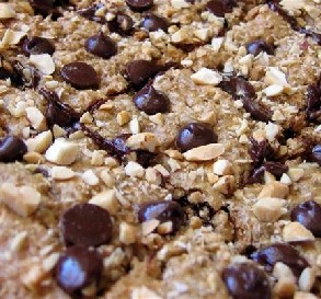 Apr. 3:  Peanut Chocolate Chip Trail Bars